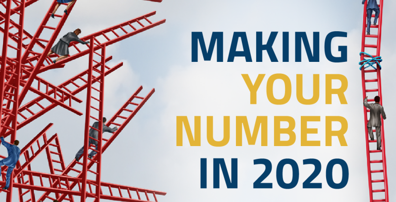 Making Your Number in 2020